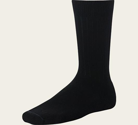 Red Wing Socks Classic Rib Black 97161