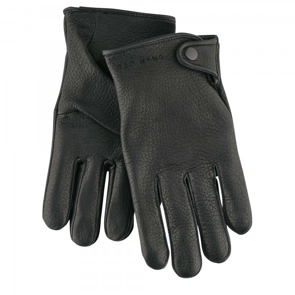 Red Wing 95238 Driver Gloves Black