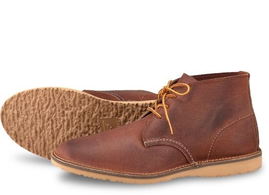 Red Wing 3326 Weekender Red Maple