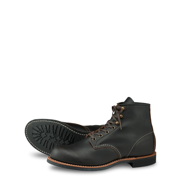 Red Wing Blacksmith 3345 Black Prairie Herren