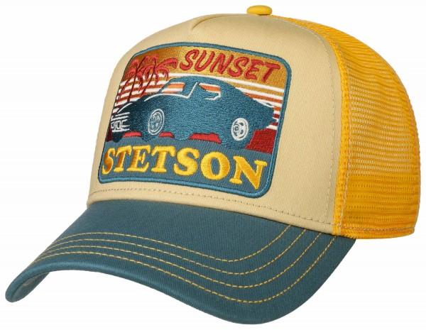 Stetson Trucker Cap Sunset Herren