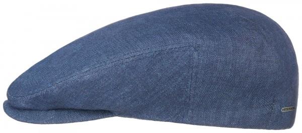 Stetson Driver Cap Linen Blue 6223101 2
