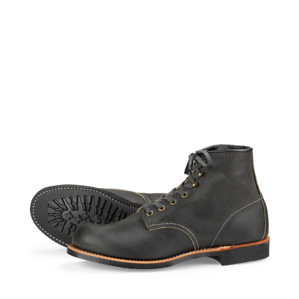 Red Wing Blacksmith 3341 Charcoal Rough & Tough Herren