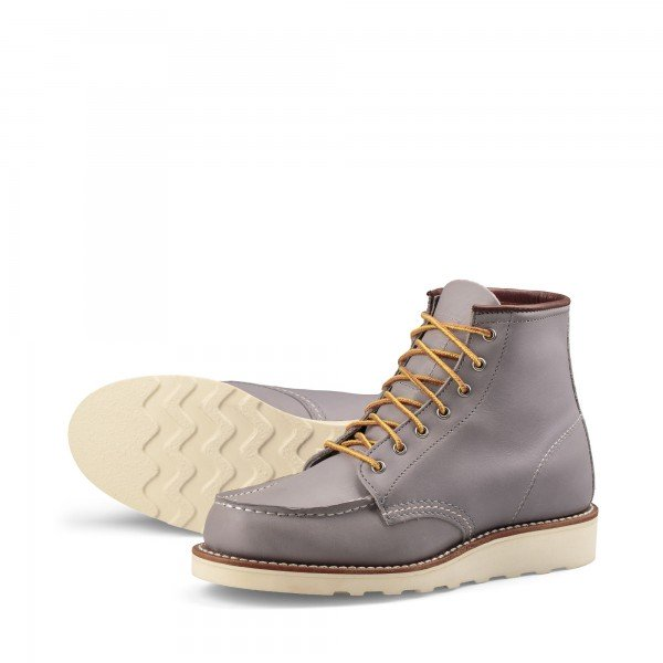 Red Wing Classic Moc 3378 Granite Boundary