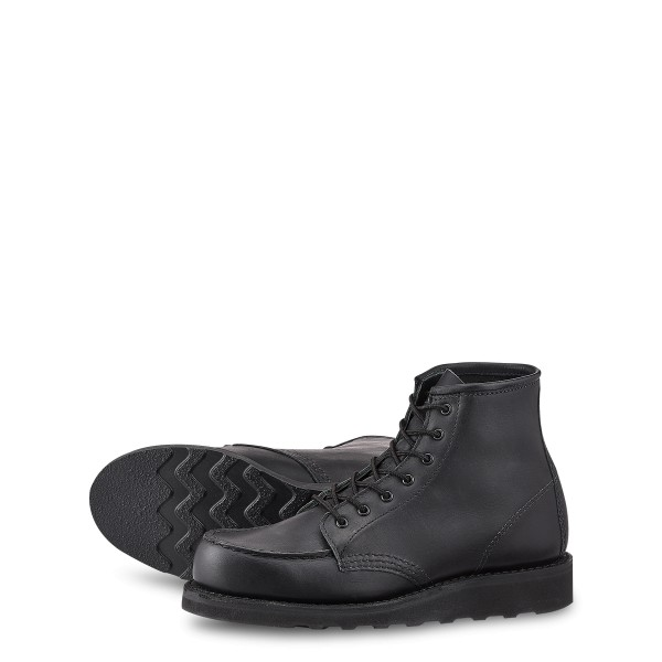 Red Wing Classic Moc 3380 Black Boundary Damen