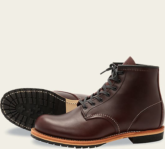 Red Wing 9011 Beckman Black Cherry