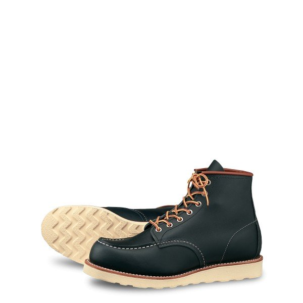 Red Wing Moc Toe 8859 Navy Portage Herren