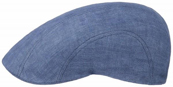 Stetson Ivy Cap Linen Blau 6123101 23