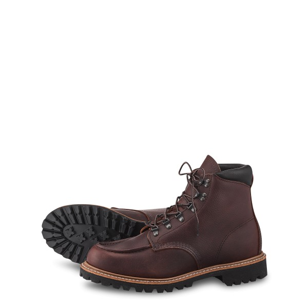 Red Wing Sawmill 2927 Briar Oil Slick Herren