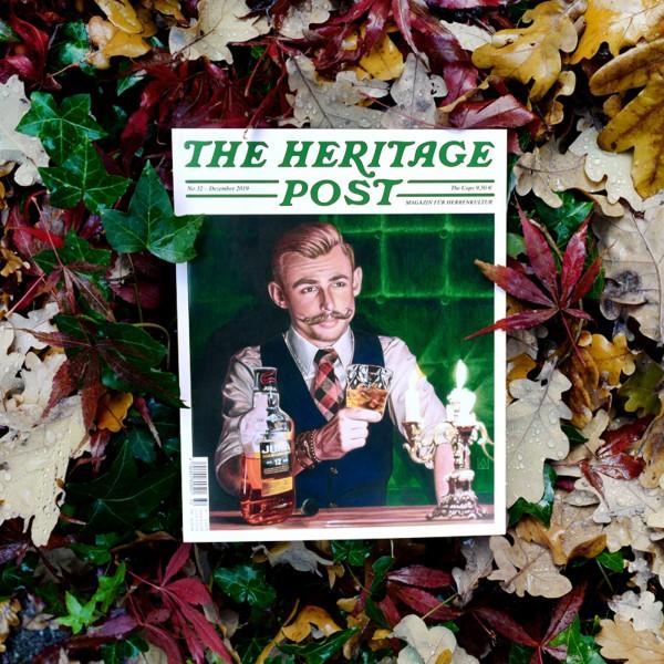 The Heritage Post No. 32 Dezember 2019