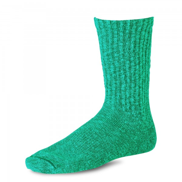 Red Wing 97372 Over-Dyed Cotton Ragg Socks Light Green Unisex