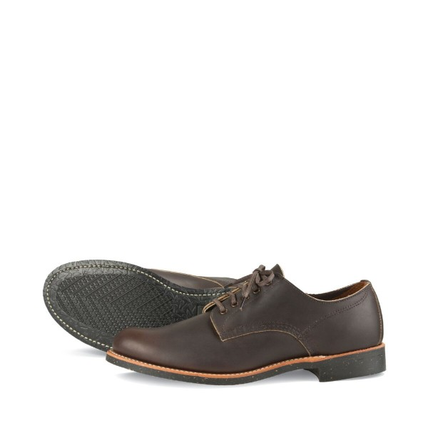 Red Wing 8044 Merchant Oxford Ebony Harness