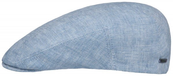 Stetson Driver Cap Linen Light Blue