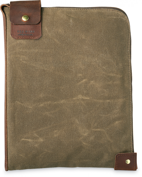 Red Wing 95066 Large Wacouta Gear Pouch Tan Unisex