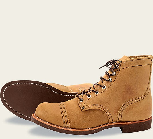 Red Wing 8113 Iron Ranger Hawthrone