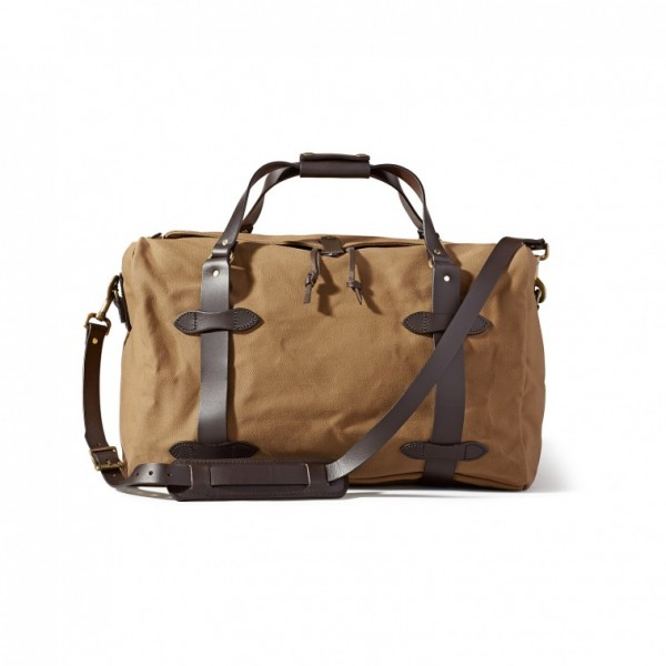 Filson Duffle Bag Medium Tan Herren