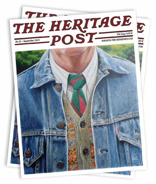 The Heritage Post No.31 - September 2019