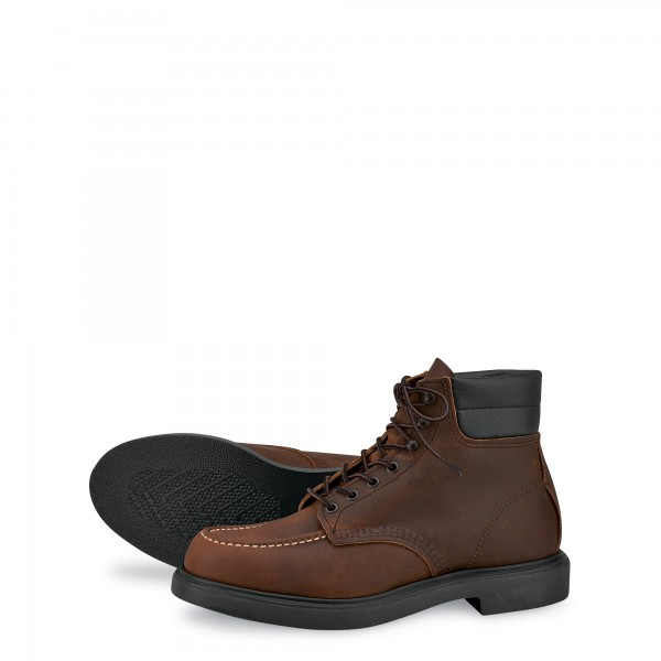 Red Wing Supersole 8801 Copper Rough & Tough
