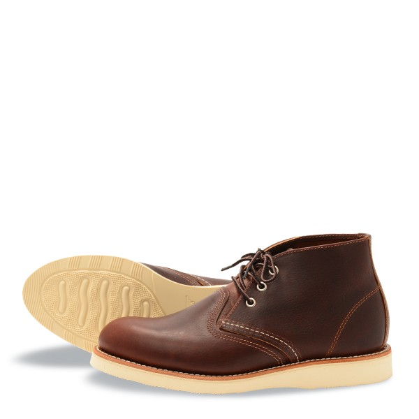 Red Wing 3141 Chukka Brown