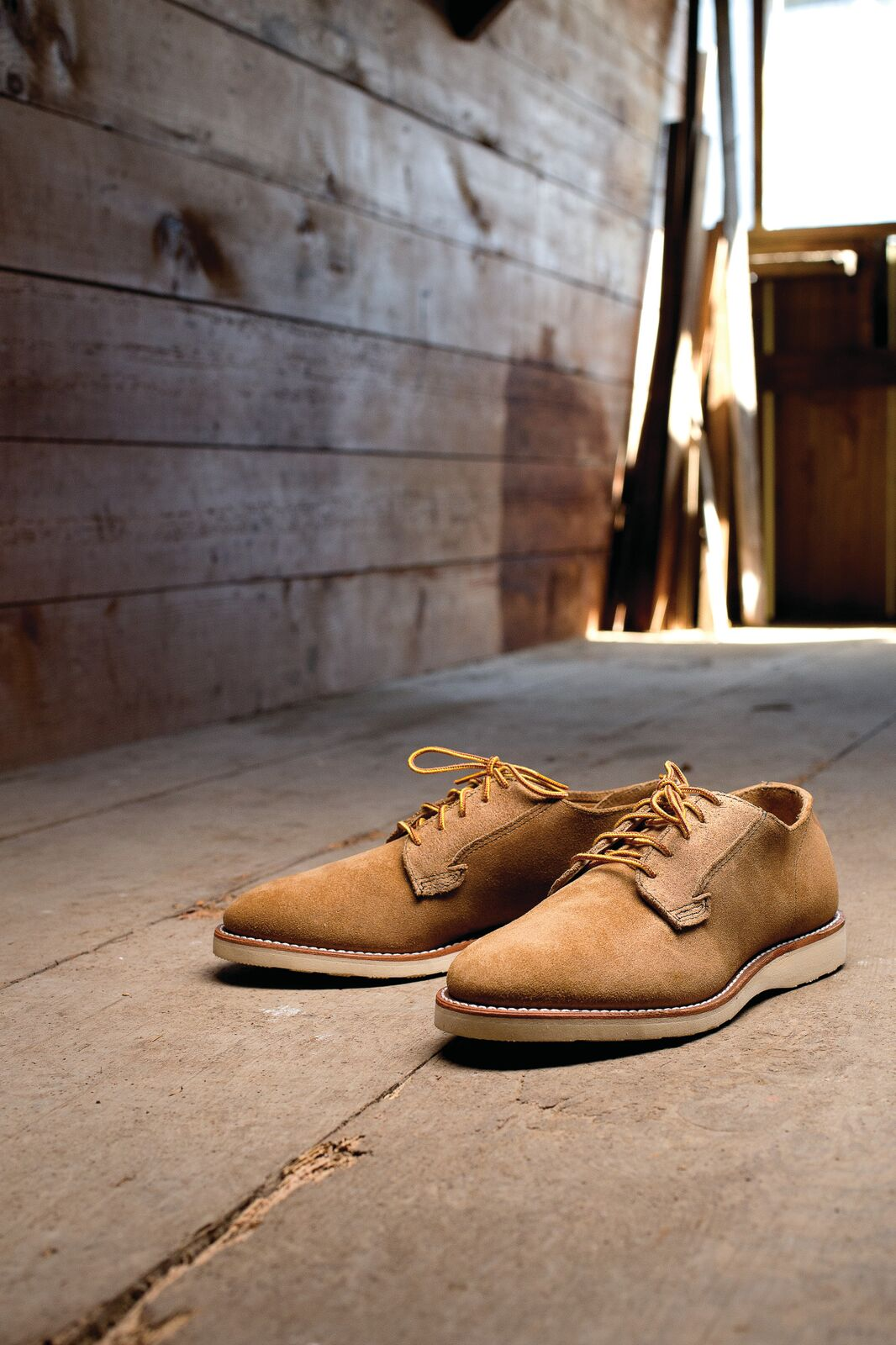 care the Muleskinner Roughout leather