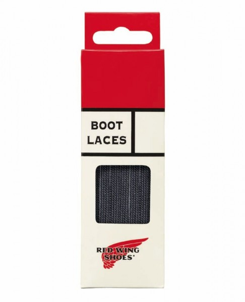 Red Wing 97119 Laces 36'' Black Flat Nylon