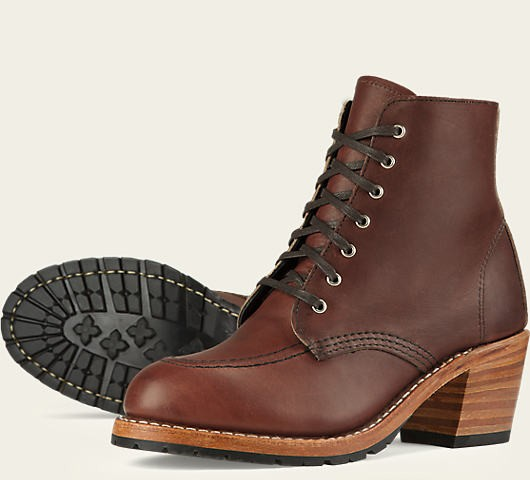 Red Wing 3406 Clara Amber Harness