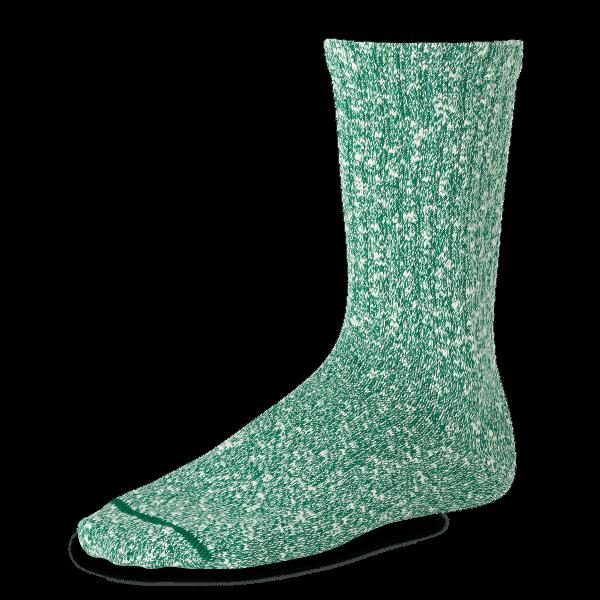 Red Wing 97245 Cotton Ragg Socks Green Unisex