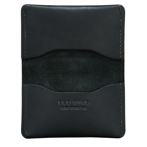 Red Wing 95021 Card Holder Fold Black