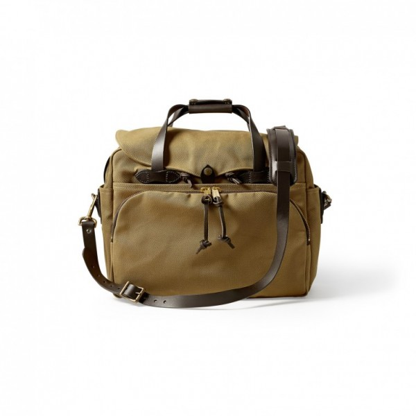 Filson Padded Computer Bag Tan Herren