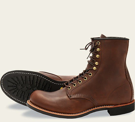 Red Wing 2943 Harvester Amber Herren
