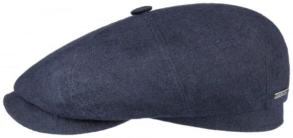 Stetson Hatteras Linen/Silk Navy 6873101 2