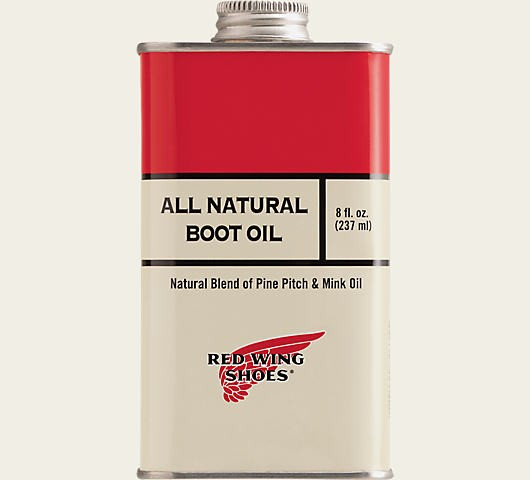 Red Wing Boot Oil 97103 Unisex