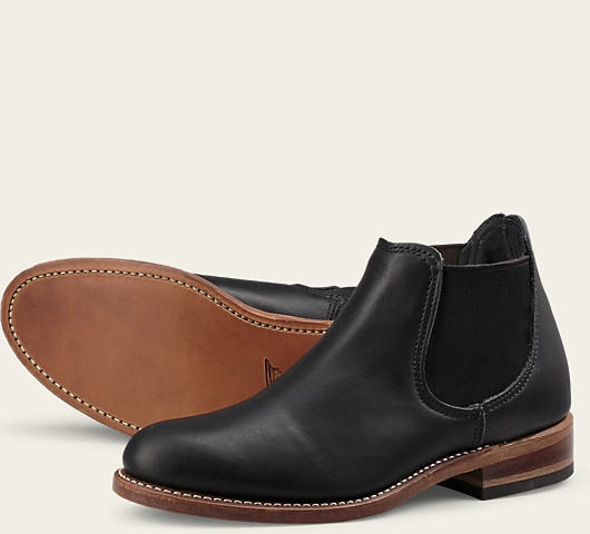 Red Wing 3461 carol black leather