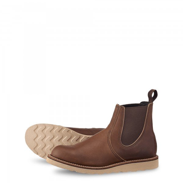 Red Wing Classic Chelsea 3190 Amber Harness