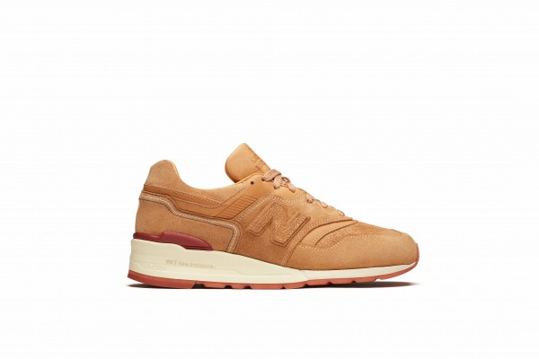 Red Wing x New Balance NB997 Hawthorne Muleskinner