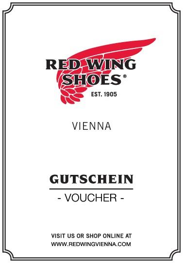 Red Wing Shoe Store Vienna Gutschein