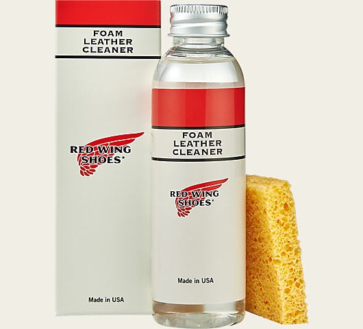 Red Wing Foam Leather Cleaner 91025