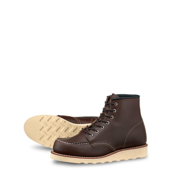 Red Wing Classic Womens Moc 3371 Mahogany Damen