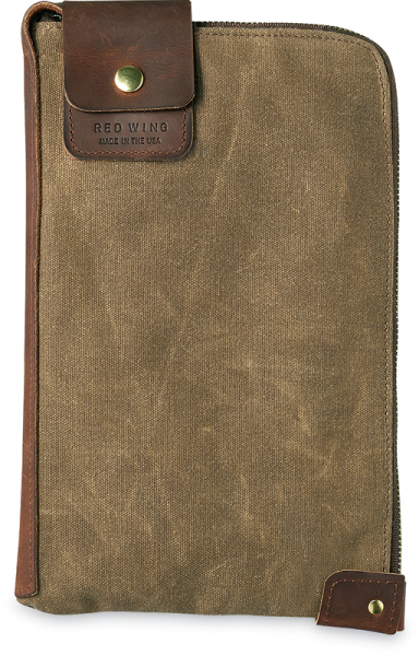Red Wing 95065 Small Wacouta Gear Pouch Tan