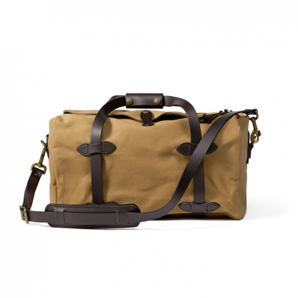 Filson Duffle Bag Small Tan