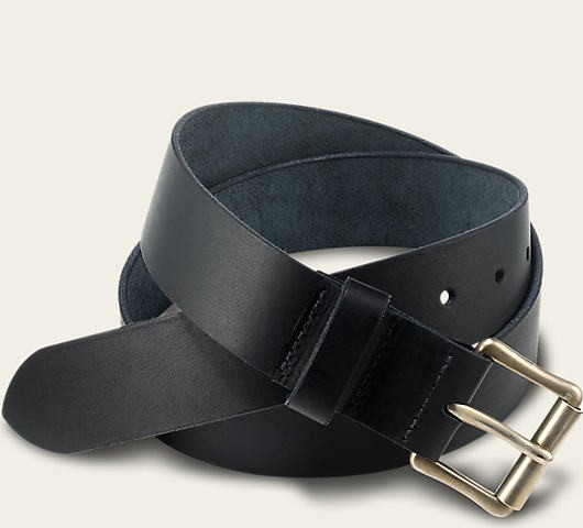 Red Wing Heritage Belt black 96503 Herren