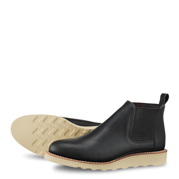 Red Wing Classic Chelsea 3444 Black Boundary
