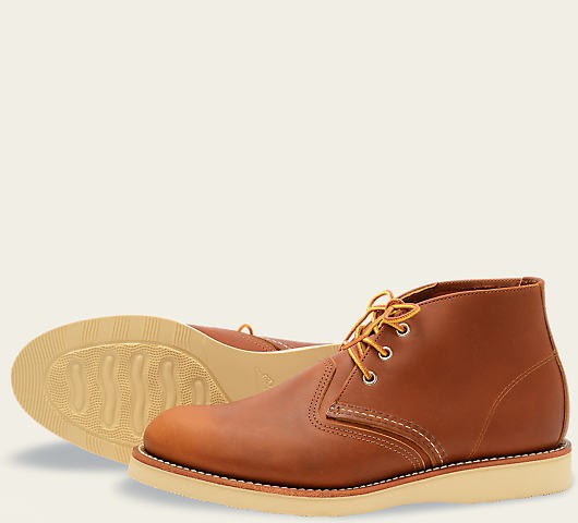 Red Wing 3140 Work Chukka Oro