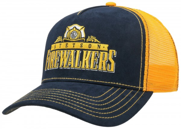 Stetson Trucker Cap Firewalkers 7756108 29