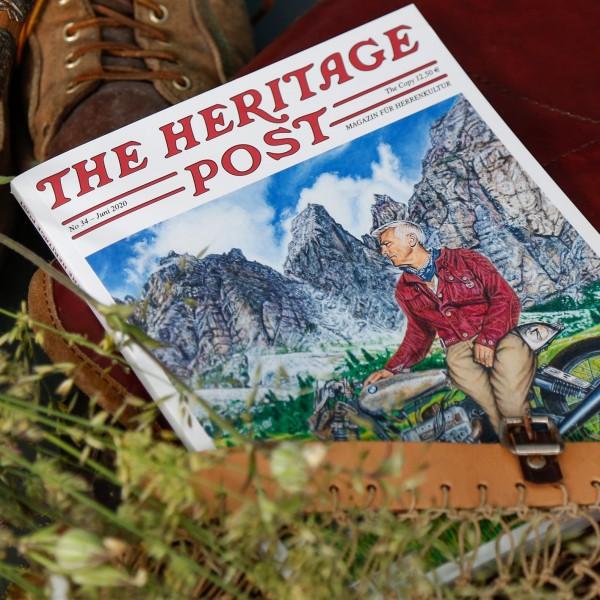 The Heritage Post N.34 Juni 2020
