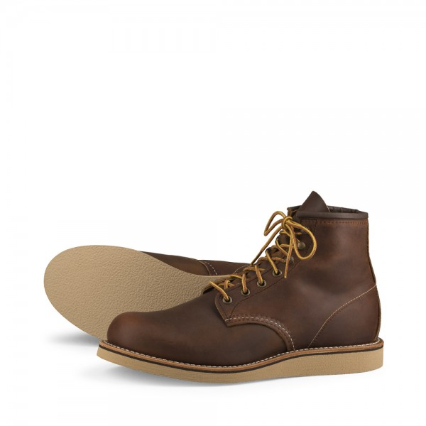 Red Wing 2950 Rover Copper Rough & ToughRed Wing 2950 Rover Copper Rough & Tough