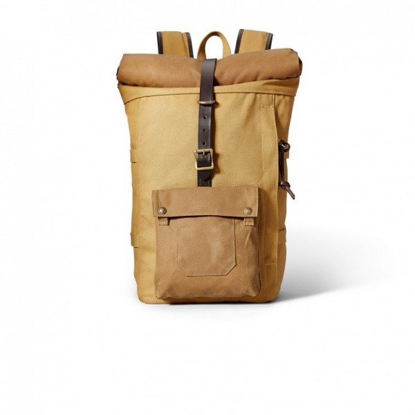 Filson Rolltop Backpack tan