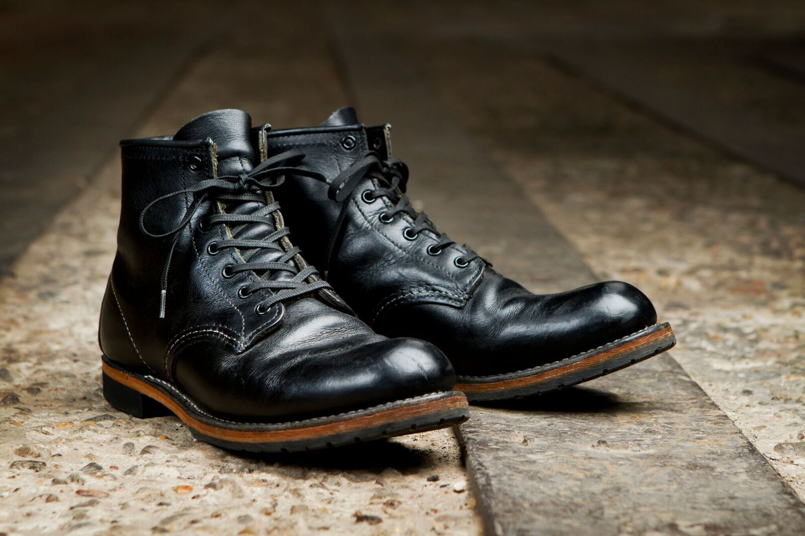 Red Wing 9014 Beckman Black 6 Inch | Red Wing Shoe Store