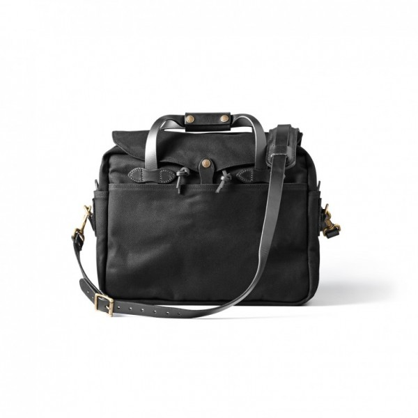 Filson Briefcase Computer Bag Black