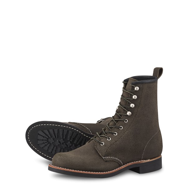 Red Wing Silversmith 3360 Pewter Acampo